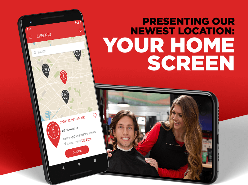 Presenting Our Newest Location: Your Home Screen