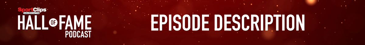 Red Banner with HOF Episode