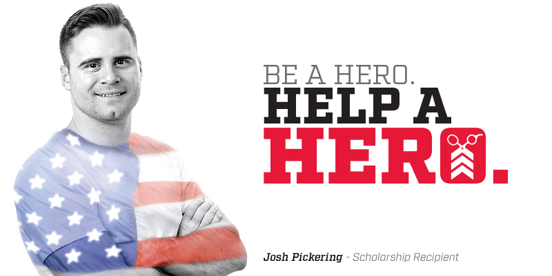Our Help A Hero Campaign Supports Our Veterans Sport Clips