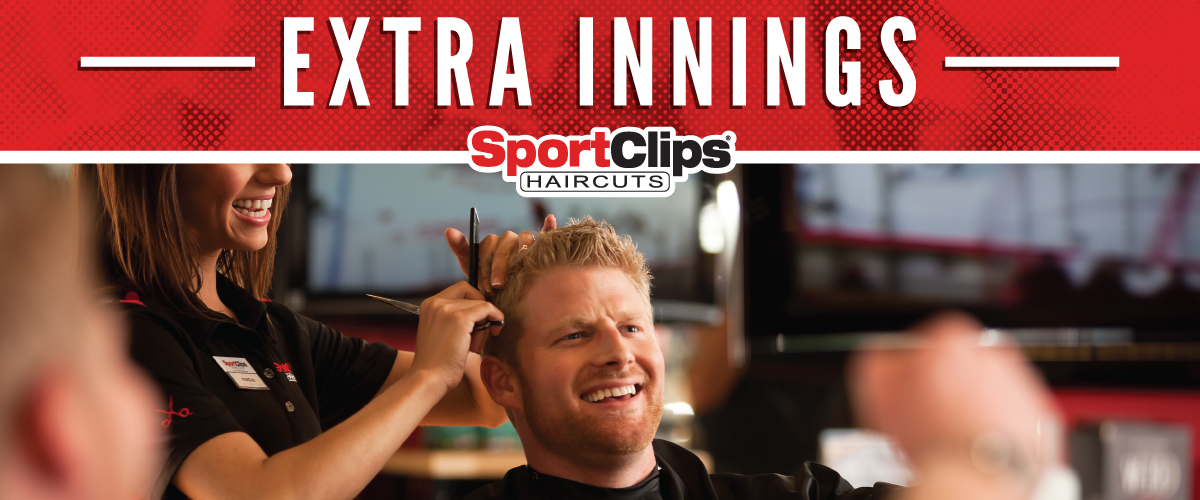 Sport Clips Extras Haircut, Neck Trim and Beard Grooming