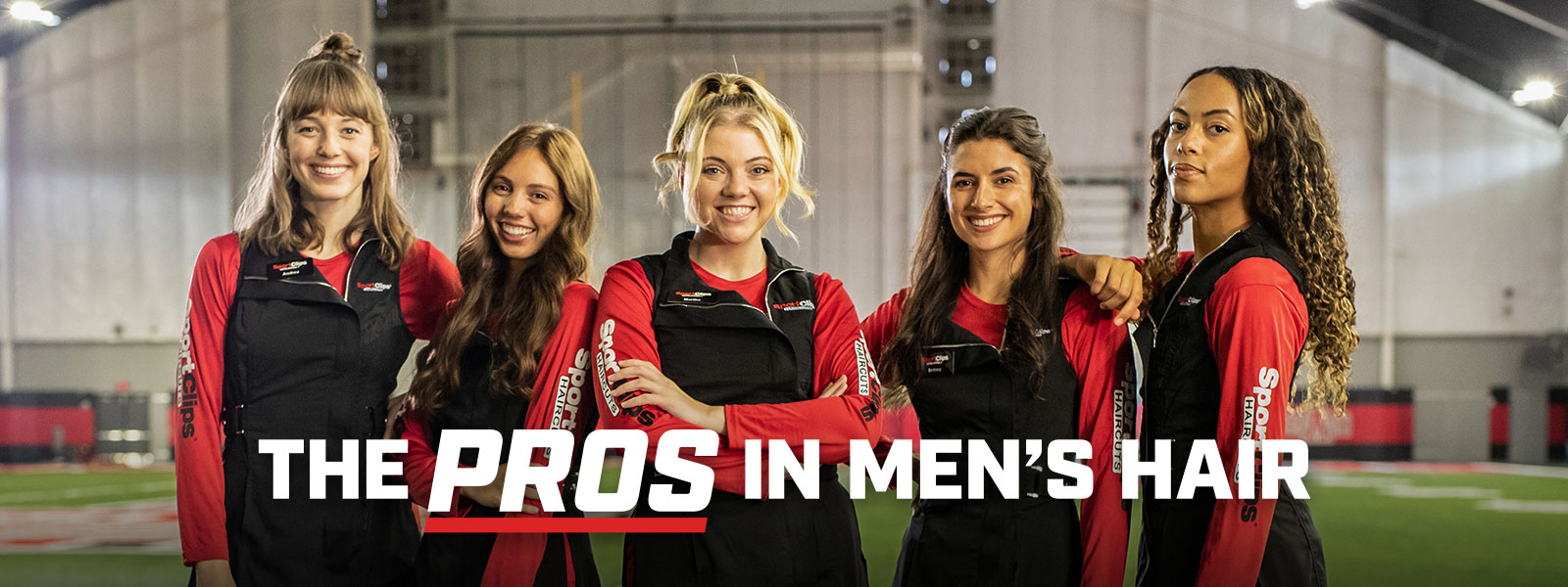 Sport Clips stylists are the pros in mens hair