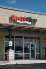 Sport Clips store front